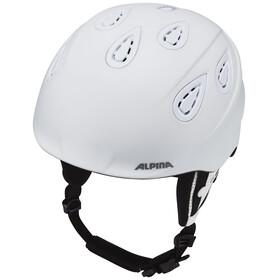Alpina Grap 2.0 Ski Helmet white matt